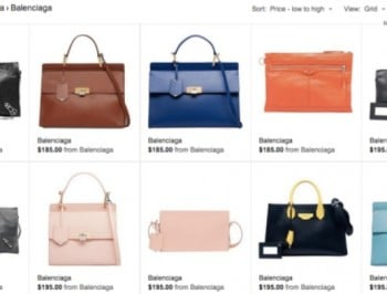 Shoppers angry after Balenciaga fail to honour sales after online price glitch.
