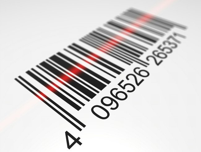 This is how barcodes tell where food is from for Barcode food