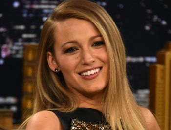blake lively on jimmy fallon