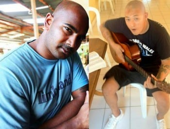 A final act of defiance: Bali Nine refuse to sign execution papers.