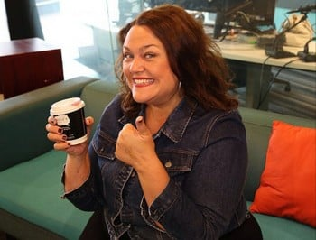 This is not a drill: Chrissie Swan is returning to our radios.