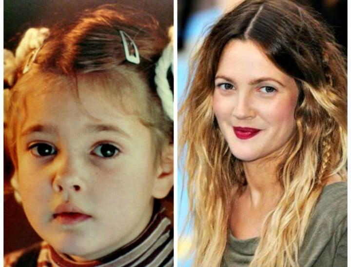 grown up child stars