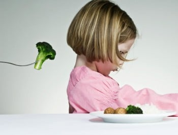 """""""Just eat the f-ing banana."""" And other things you wish you could say to your fussy eater."""