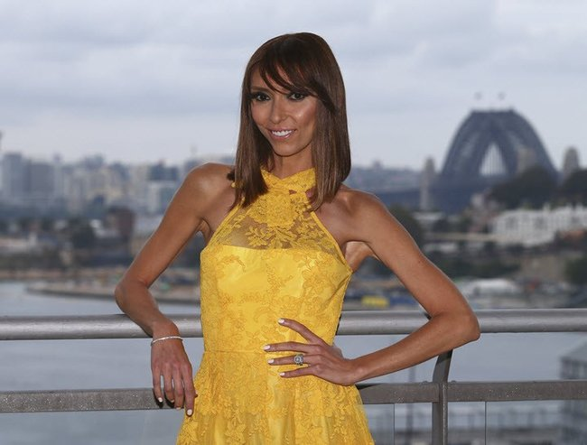 giuliana rancic on her weight