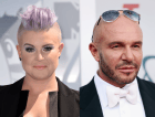 Kelly Osbourne thinks Alex Perry is a d*ckhead.