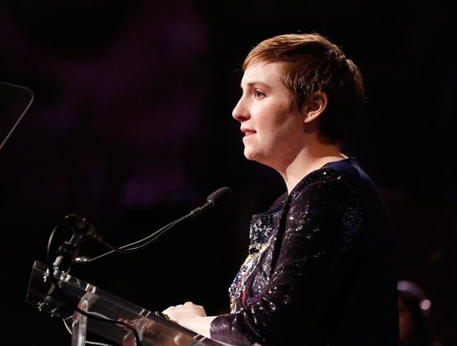 lena dunham talks about being raped