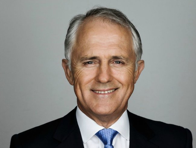 All eyes are on Malcolm Turnbull.
