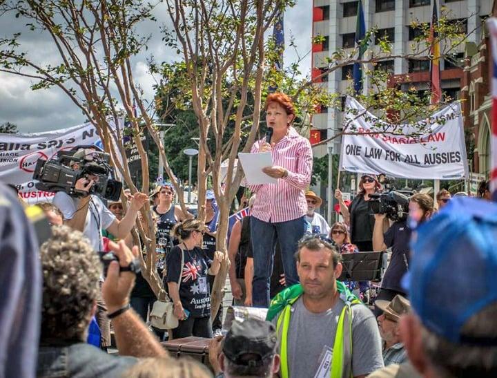 Why are we still listening to Pauline Hanson?