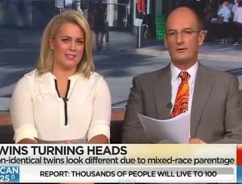 Samantha Armytage probably meant this as a joke. But the public demanded an apology.