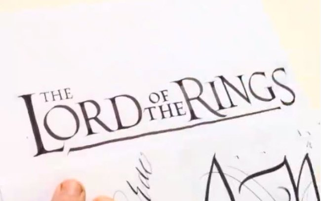 Watching Seb Lester Do Calligraphy Is Oddly Fascinating