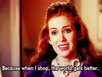 The 8 things all online shopping addicts know to be true.