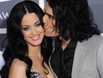 We knew Katy Perry and Russell Brand