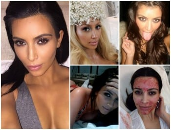 Everything you've ever wanted to know about Kim Kardashian's 'Selfish' book.