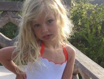 Jessica Simpson posted a photo of her kid just being a kid and everyone flipped out