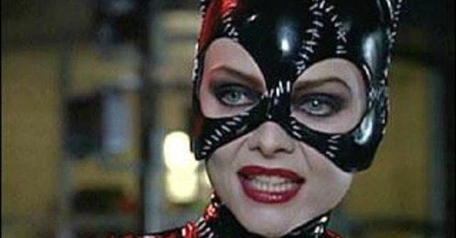 Michell Pfeiffer as Catwoman