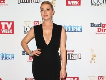 logies red carpet fashion