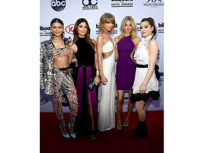 billboard music awards red carpet 2015