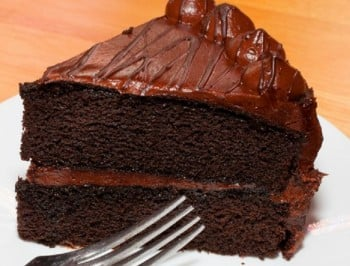 The very good reason you should eat chocolate cake today.