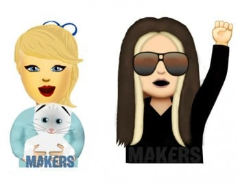 Meet the Femojis: our favourite feminists, in emoji form.