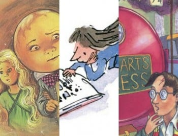 7 books I loved as a child (that I'll force my kids to read too).