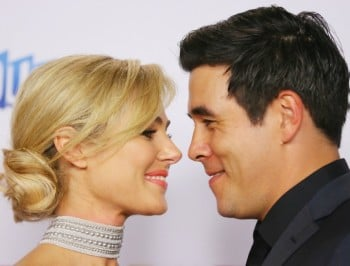 Jessica Marais and James Stewart have confirmed they