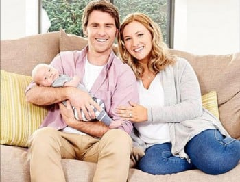 ABC kids host Jimmy Giggle just became a father.
