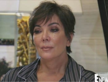 "Kris Jenner finally talks about Bruce. Kim tells her to ""Let it go"". Cold."