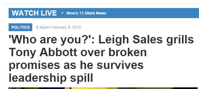 leigh sales 6