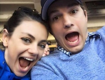 mila kunis and ashton kutcher are married