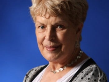 Author Ruth Rendell has died at age 85.