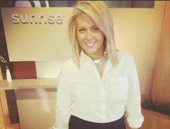 "Samantha Armytage is ""stalked"" on a daily basis."