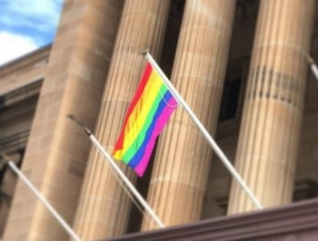 An Australian city just did something incredible to celebrate the LGBTQIA* community.