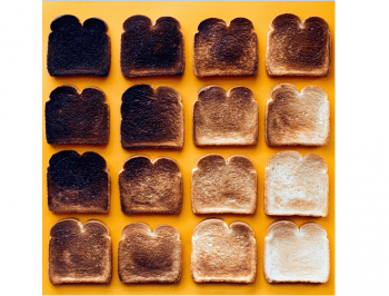 Struggle to cook toast? These