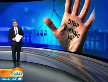 today show domestic violence feature
