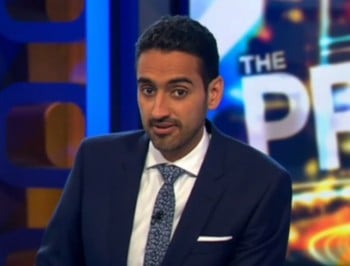 "Waleed Aly: ""The bit I can't accept is that rape has anything to do with clothing."""