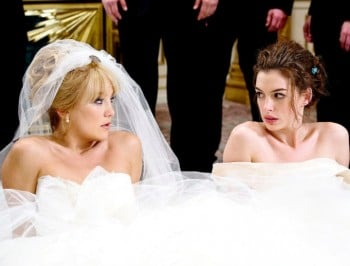 Bride wars wedding
