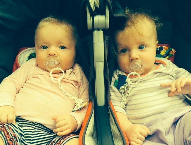 stop treating my twins differently