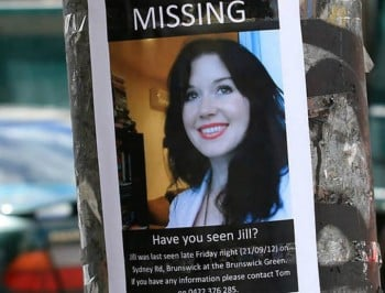 Jill Meagher feature poster