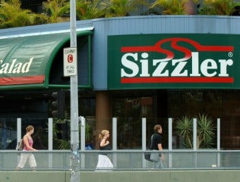 Sizzler Toowong feature