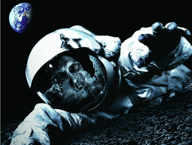 Rosie's (hilarious) Apollo 18 movie review is here.