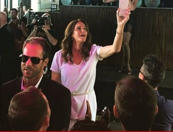Caitlyn Jenner steals the show at Pride.