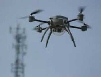 The world's first 'abortion drone' to deliver DIY drugs to Polish women on Saturday.