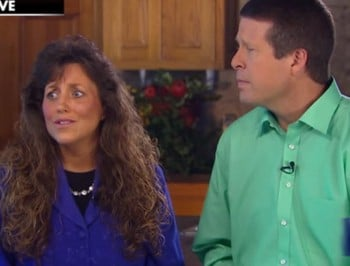 Michelle and Jim Bob Duggar speak for the first time about Josh and the daughters he molested.