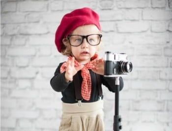 hipster child featured