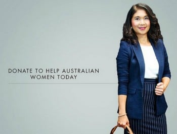 Dress for Success - Helping women in need succeed.