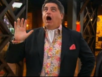 "Matt Preston calls the Thermomix ""little more than a fancy blender""."