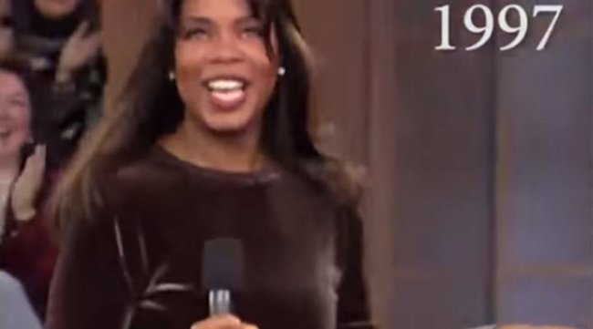 oprah long hair