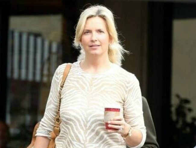 Penny Lancaster: A Man Cooking Is Not Emasculating, It's Survival