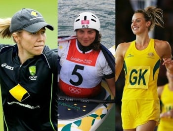 6 Aussie sports stars you need to know now.