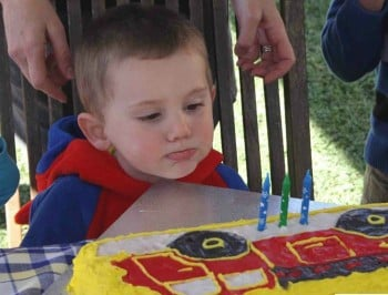 A wish for William Tyrrell